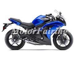 Body Fairings ER-6F/Ninja 650R Ninja 650R 2012 2013 Bodywork Fairing 12 Ninja 650R 2013 ER6F 12 13 ABS Green /Blue