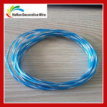 DIY craft made diamond cut aluminum wire 2mm