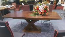 Muebles modernos china mesa de comedor sala de juegos de muebles de madera