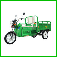 Electric Tricycle E Rickshaw Brushless Motor Electric Tricycle Battery