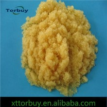 anion exchange resin, Mixed bed resin