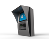 wall mounted outdoor credit card payment kiosk
