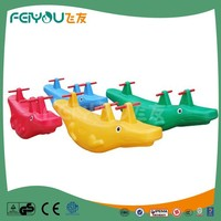 Toy Animal And Children Hobbies Games Classical Type Rocking Rides For Amusement Park From Factory FEIYOU