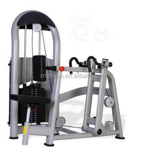 Commercial luxury stretch gym machine/ Seated RowXC04/ Electric fitness equipment/ Sports exercise trainer