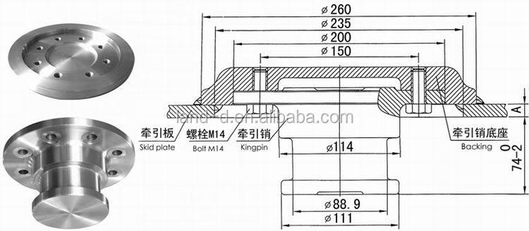 factory heavy duty bolt
