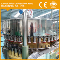 Cans/Canded Automatic Packing Machine For Apple Juice Production Line