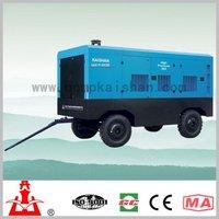 Top level antique 12v diesel portable air compressor