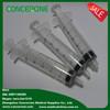 Luer lock or luer slip Disposable syringe/ Auto disable syringe/ Insulin syringe