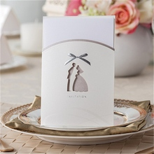 Convenient branded greeting cards for invitation