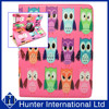 Popular Printed Pink Owls Tablet Case For iPad 2