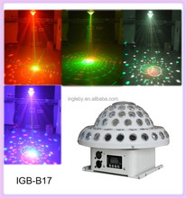 Hot cheap color changed stage led light bar disco decoration