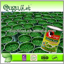 Canned Green Peas Import From Hubei China