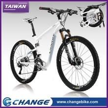CHANGE M5 high quality lightweight MTB taiwan made folding mountain bicycle