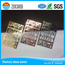 Factory high quality beautiful christmas metal craft