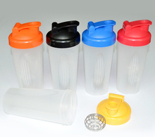 Hot Sale BPA Free Gym Plastic Protein Shaker Plastic Drinking Container