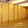 Low price acoustic sliding movable partition wall for meeting room