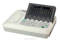 Digital 3 Channel Electrocardiograph ECG/EKG