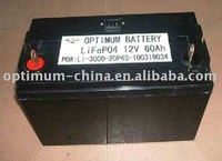 li-ion 12v 60ah/EV battery