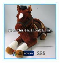 Large plush horse stuffed animal
