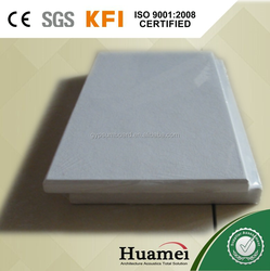 outstanding sound absorption ranging from 0.8 to 1and eye-catching material/ Paintable surface