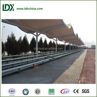 Outdoor popular waterproof aluminum plank potable hot galvanized stand equipments for sale