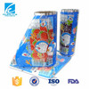 Food grade food packaging plastic film roll for snack packaging