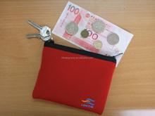 Custom markets coin purse,hot selling eco canvas coin purse