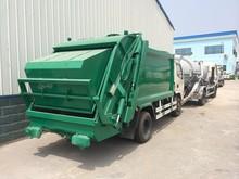 4m3 garbage truck dimensions