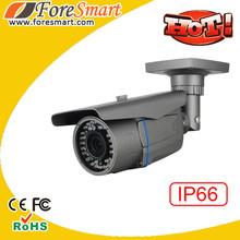 auto tracking IR Bullet 2.8-12mm Megapixel CCTV Security webcam night vision led ir ip camera