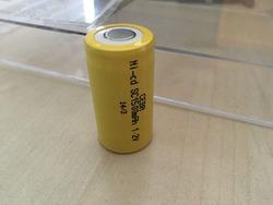 ni-cd sc1500mah rechargeable battery