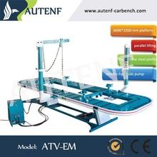 AUTENF ATV-EM car body chassis repair machine for sale/car accident repair equipment