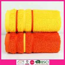 New design high quality 100% cotton hand towel