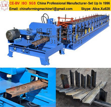 C Roll Forming Machine Moderate Price Machine For Z And C Channel
