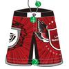 2014 New Design Sublimation mma Fighting Shorts