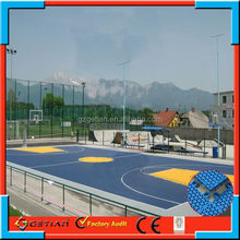 double layer carpet basketballer professional