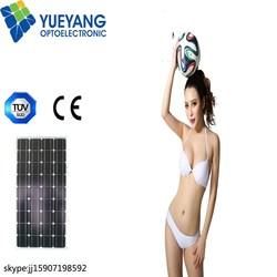 price per watt monocrystalline silicon solar panel 100w 150w 200w