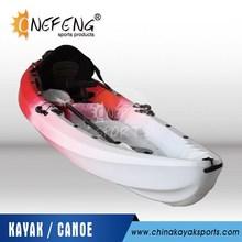 Family kayak canoe