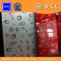 WQ Brand MDF Carved Panel Made from China Shanghai
