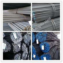 6/9/12mm astm grade 60/40 reinforced steel bar / deformed bar China factory