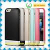 Rubber coating hard back slider case cover for iPhone 6, back cover for iPhone 6 back case cover
