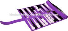 backgammon de viaje de cuero backgammon juego de cuero backgammon tablero de lujo backgammon