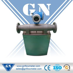 coriolis mass flow meter for chemical