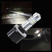 880 884 885 890 892 893 PG13 H27W1 Fog Light Turn Signal Indicator Bulb Headlight Fog Light LED 50W