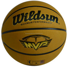 new material basketball for match