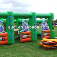 Inflatable Tent,Inflatable build a burger
