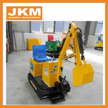 2015 Best selling for kids toy vivid mini excavator entertainment for sale