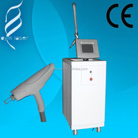 profession medical CE equipment speckle removal laser Q switch nd:yag laser best selling product in america