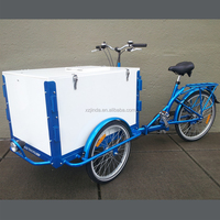 ice cream bike street vending tricycle for sale
