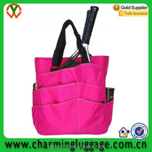 tote funky custom tennis bag/beach tennis racket bag wholesale