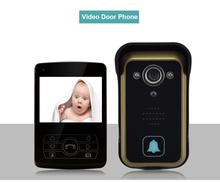 3.5 Inch Wireless Video Door Phone Intercom Doorbell Home Security IR Camera Monitor